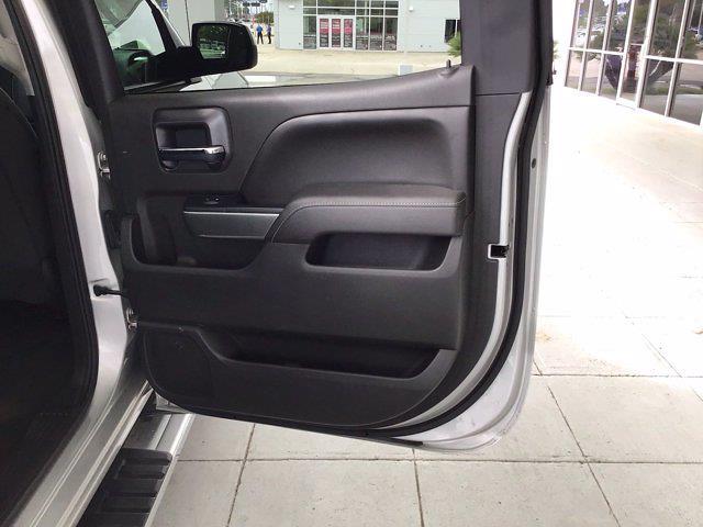 2017 Chevrolet Silverado 1500 Crew Cab 4x4, Pickup #SA49695 - photo 19