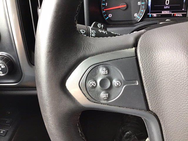 2017 Chevrolet Silverado 1500 Crew Cab 4x4, Pickup #SA49695 - photo 36