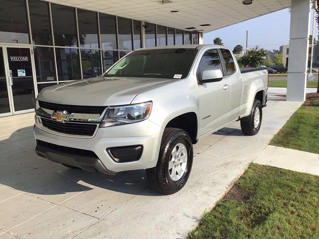 2020 Chevrolet Colorado Extended Cab 4x4, Pickup #XH49123A - photo 3
