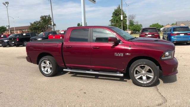 2017 Ram 1500 Crew Cab 4x4,  Pickup #R17085 - photo 8