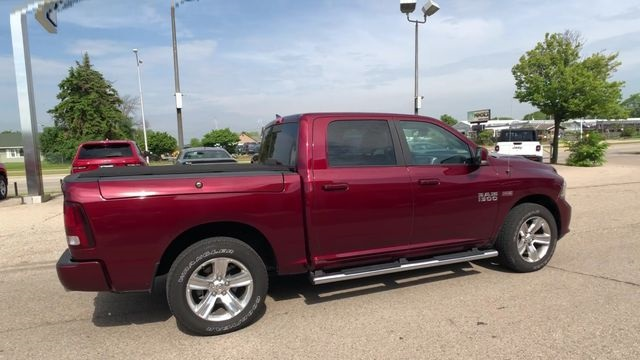 2017 Ram 1500 Crew Cab 4x4,  Pickup #R17085 - photo 7