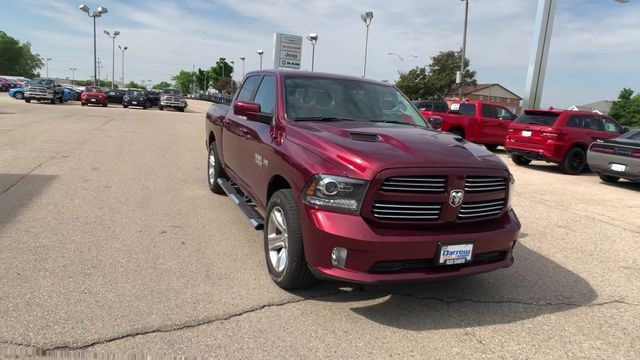 2017 Ram 1500 Crew Cab 4x4,  Pickup #R17085 - photo 1