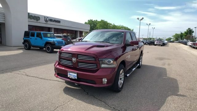 2017 Ram 1500 Crew Cab 4x4,  Pickup #R17085 - photo 2