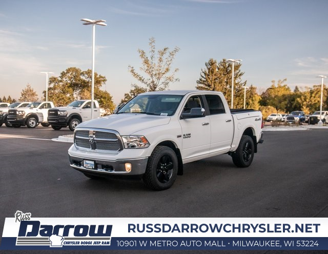2018 Ram 1500 Crew Cab 4x4,  Pickup #R18004 - photo 5
