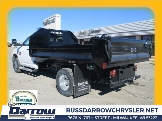 2018 Ram 3500 Regular Cab DRW 4x4,  Knapheide Dump Body #R18047 - photo 2