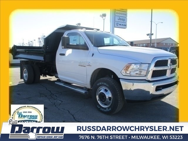 2018 Ram 3500 Regular Cab DRW 4x4,  Knapheide Dump Body #R18047 - photo 3