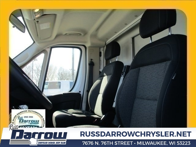 2018 ProMaster 3500 Standard Roof FWD,  Bay Bridge Sheet and Post Cutaway Van #R18053 - photo 10