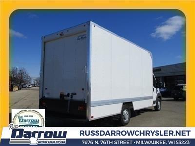 2018 ProMaster 3500 Standard Roof FWD,  Bay Bridge Sheet and Post Cutaway Van #R18053 - photo 2