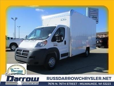 2018 ProMaster 3500 Standard Roof FWD,  Bay Bridge Sheet and Post Cutaway Van #R18053 - photo 1