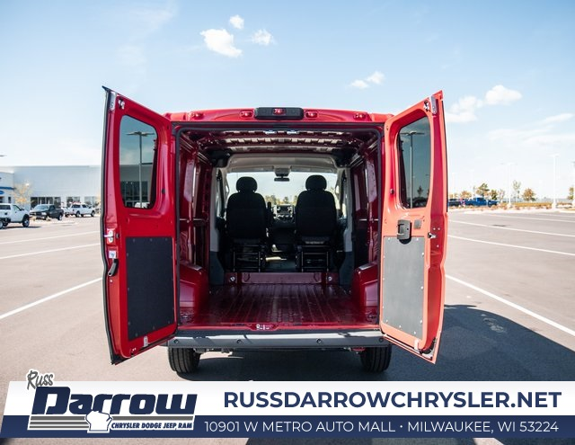 2018 ProMaster 1500 Standard Roof FWD, Empty Cargo Van #R18071 - photo 12