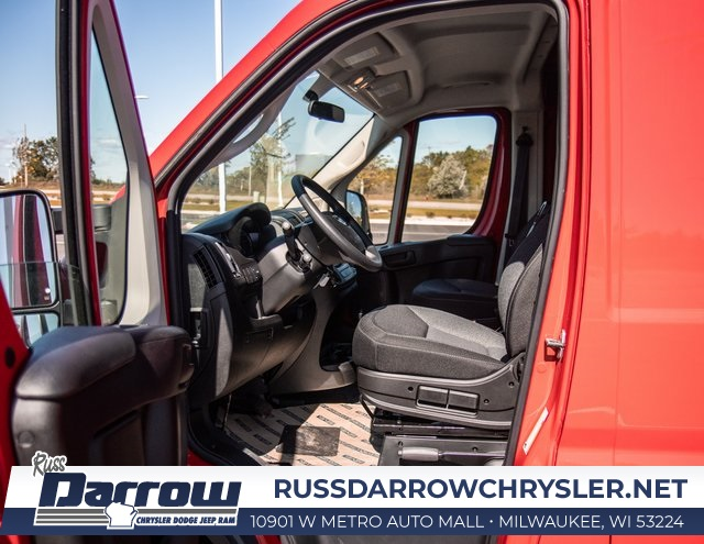 2018 ProMaster 1500 Standard Roof FWD, Empty Cargo Van #R18071 - photo 14