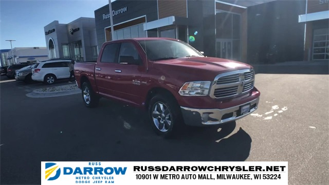 2018 Ram 1500 Crew Cab 4x4,  Pickup #R18073 - photo 1