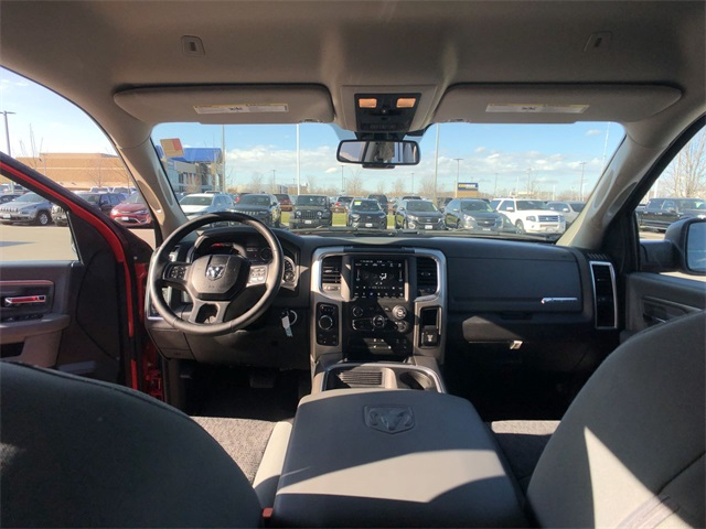 2018 Ram 1500 Crew Cab 4x4,  Pickup #R18073 - photo 19