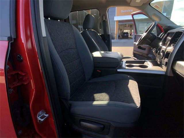 2018 Ram 1500 Crew Cab 4x4, Pickup #R18073 - photo 22