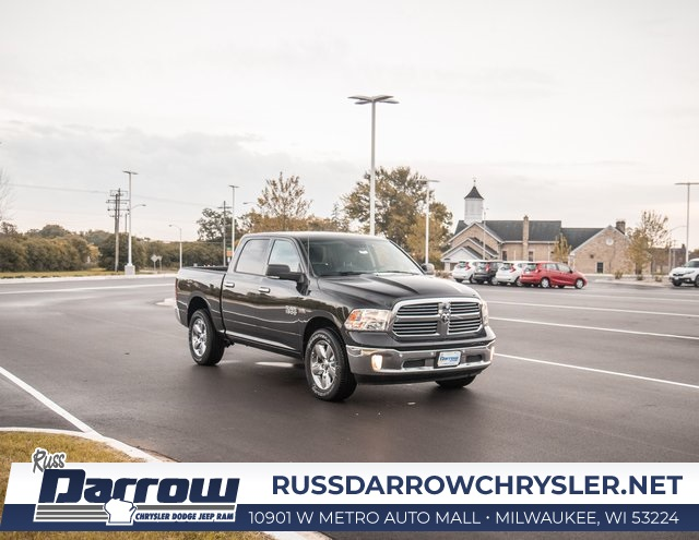 2018 Ram 1500 Crew Cab 4x4,  Pickup #R18077 - photo 1