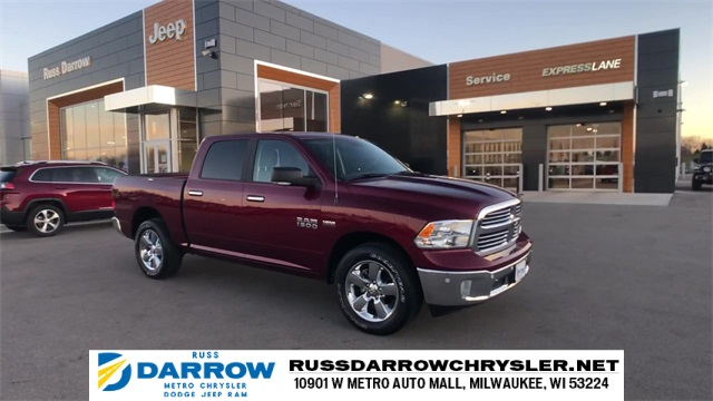 2018 Ram 1500 Crew Cab 4x4,  Pickup #R18078 - photo 1