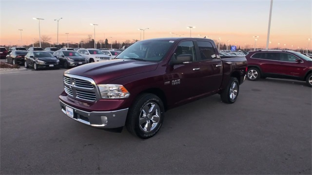 2018 Ram 1500 Crew Cab 4x4,  Pickup #R18078 - photo 3