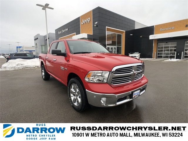 2018 Ram 1500 Crew Cab 4x4,  Pickup #R18080 - photo 1