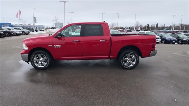 2018 Ram 1500 Crew Cab 4x4,  Pickup #R18080 - photo 5