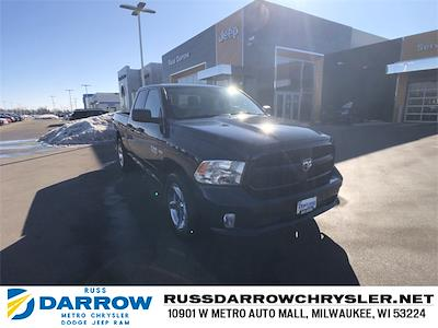 2018 Ram 1500 Quad Cab 4x4,  Pickup #R18107 - photo 1