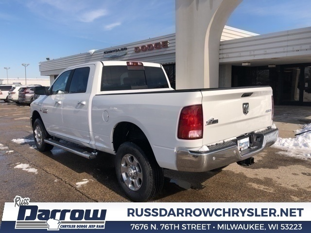 2018 Ram 2500 Crew Cab 4x4,  Pickup #R18130 - photo 2