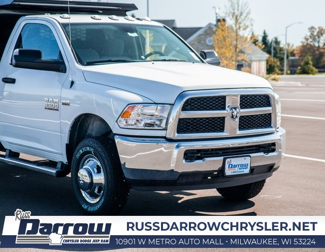 2018 Ram 3500 Regular Cab DRW 4x4, Knapheide Drop Side Dump Body #R18149 - photo 4