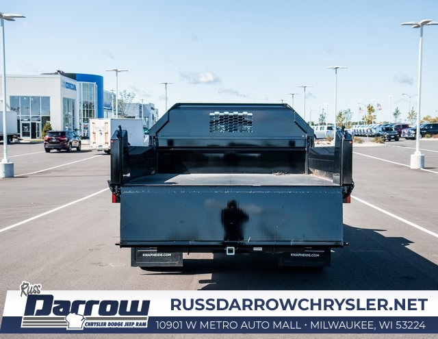 2018 Ram 3500 Regular Cab DRW 4x4, Knapheide Drop Side Dump Body #R18149 - photo 11