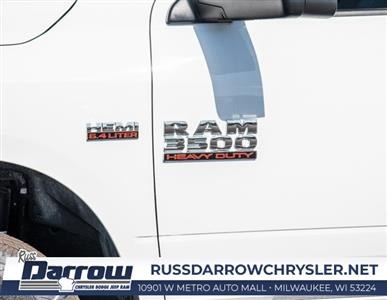 2018 Ram 3500 Regular Cab DRW 4x4,  Knapheide Drop Side Dump Body #R18149 - photo 8