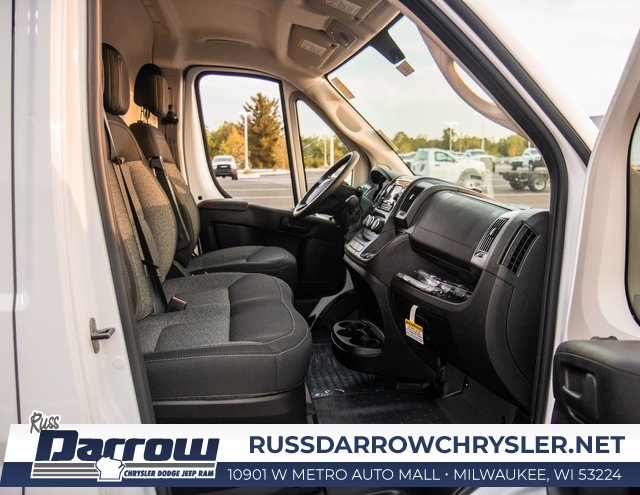 2018 ProMaster 1500 Standard Roof FWD,  Empty Cargo Van #R18156 - photo 11