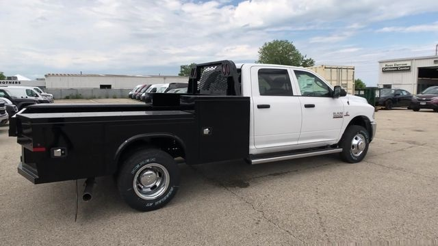 2018 Ram 3500 Crew Cab DRW 4x4,  Knapheide Platform Body #R18173 - photo 1