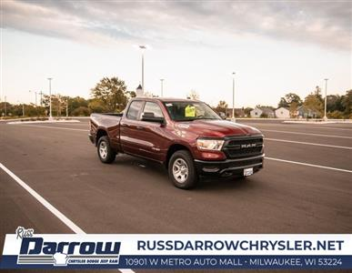 2019 Ram 1500 Quad Cab 4x4,  Pickup #R19027 - photo 1