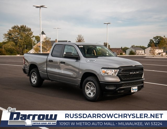 2019 Ram 1500 Quad Cab 4x4,  Pickup #R19032 - photo 1