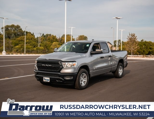 2019 Ram 1500 Quad Cab 4x4,  Pickup #R19032 - photo 5
