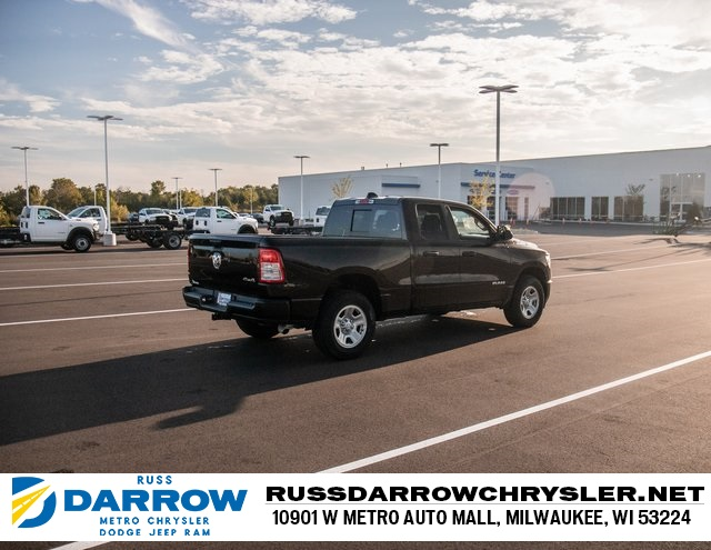 2019 Ram 1500 Quad Cab 4x4, Pickup #R19033 - photo 1