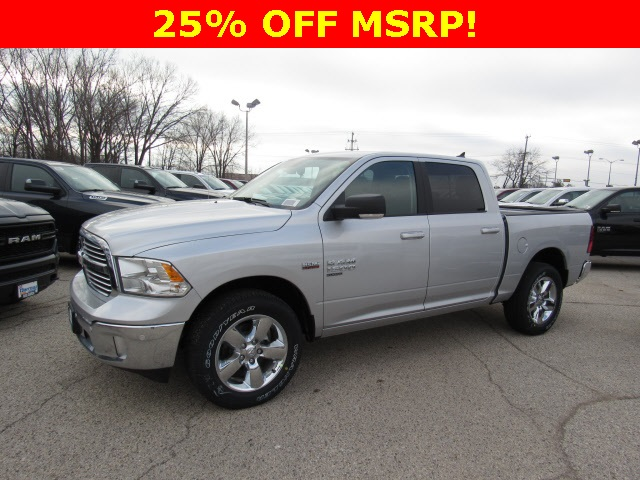 2019 Ram 1500 Crew Cab 4x4,  Pickup #R19045 - photo 1