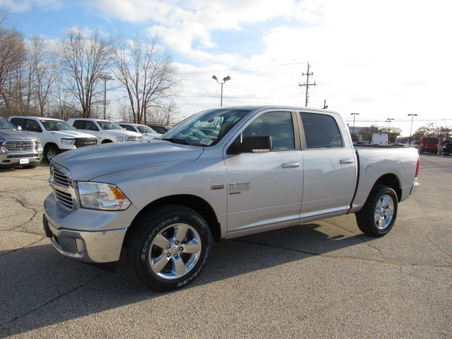 2019 Ram 1500 Crew Cab 4x4,  Pickup #R19053 - photo 1