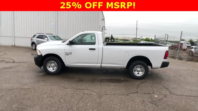 2019 Ram 1500 Regular Cab 4x4,  Pickup #R19058 - photo 5