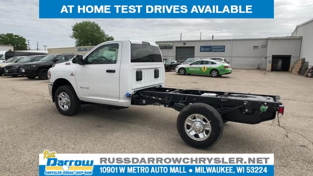 2019 Ram 3500 Regular Cab 4x4, Cab Chassis #R19092 - photo 5