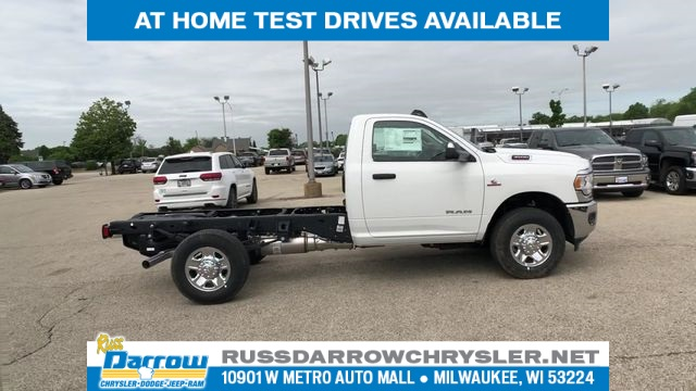 2019 Ram 3500 Regular Cab 4x4, Cab Chassis #R19092 - photo 8