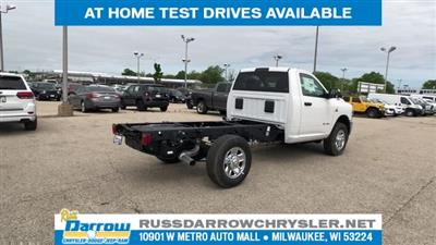 2019 Ram 3500 Regular Cab 4x4, Cab Chassis #R19092 - photo 3