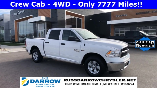 2019 Ram 1500 Crew Cab 4x4, Pickup #R19100 - photo 4