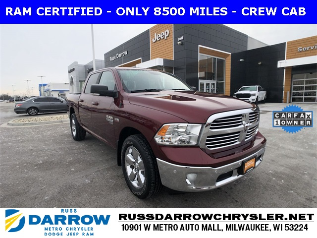 2019 Ram 1500 Crew Cab 4x4, Pickup #R19101 - photo 3