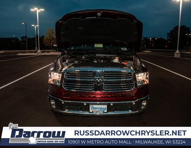 2019 Ram 1500 Crew Cab 4x4, Pickup #R19101 - photo 34