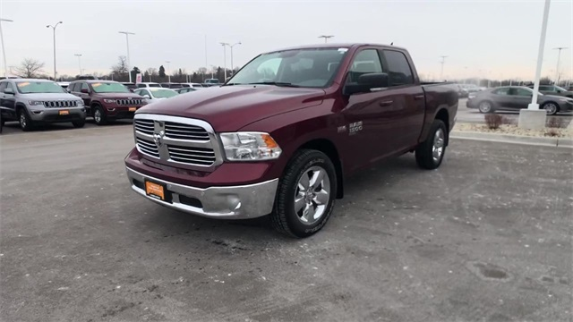 2019 Ram 1500 Crew Cab 4x4, Pickup #R19101 - photo 7