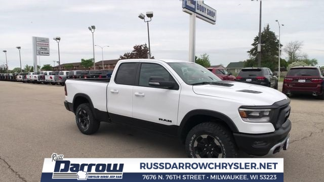 2019 Ram 1500 Quad Cab 4x4,  Pickup #R19108 - photo 1