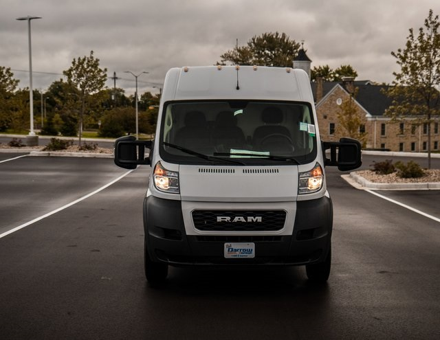 2019 ProMaster 2500 High Roof FWD, Empty Cargo Van #R19112 - photo 5