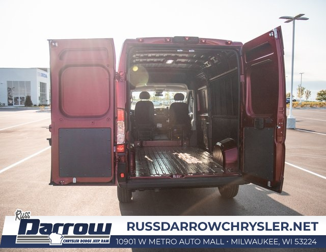 2019 ProMaster 2500 High Roof FWD,  Empty Cargo Van #R19120 - photo 13