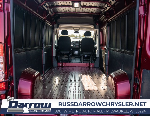 2019 ProMaster 2500 High Roof FWD,  Empty Cargo Van #R19120 - photo 2