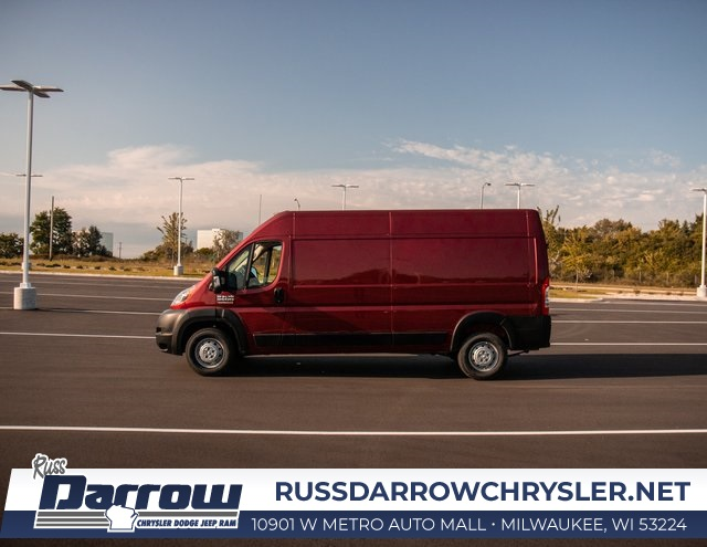 2019 ProMaster 2500 High Roof FWD,  Empty Cargo Van #R19120 - photo 8