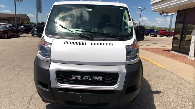 2019 ProMaster 1500 Standard Roof FWD, Empty Cargo Van #R19123 - photo 4